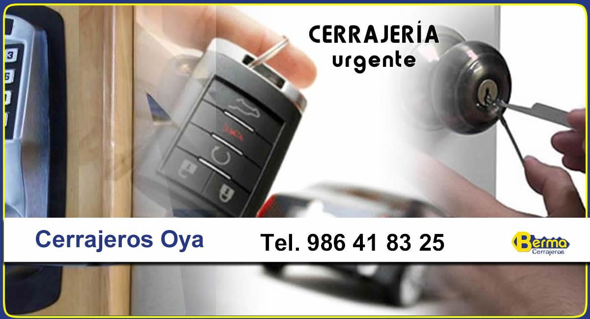 cerrajeros urgentes en oya berma